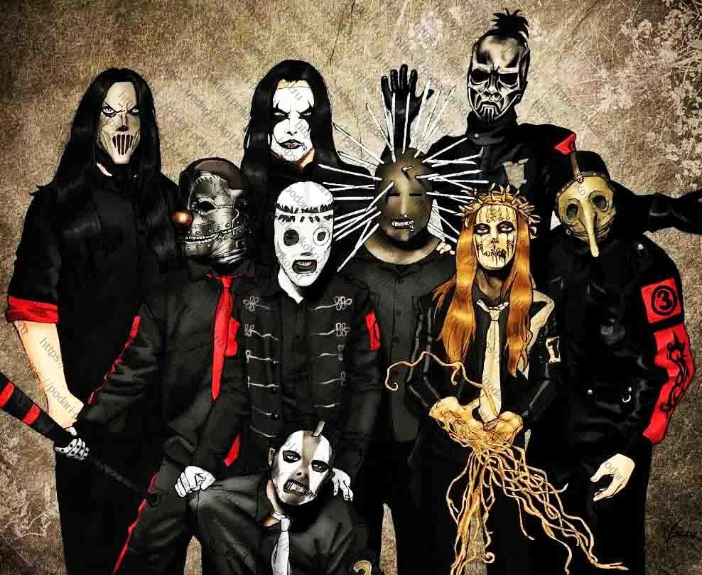 Прикольные маски