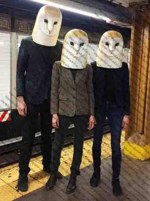 маски совушки