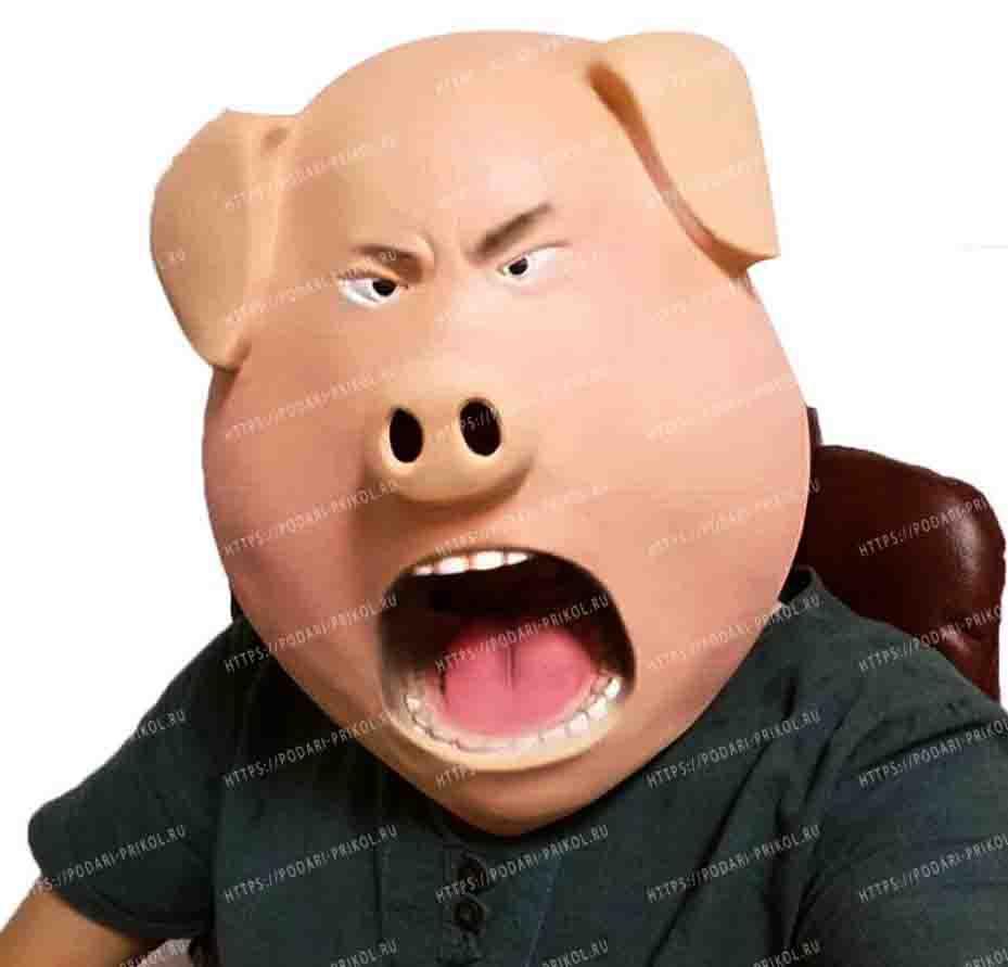 свин маска